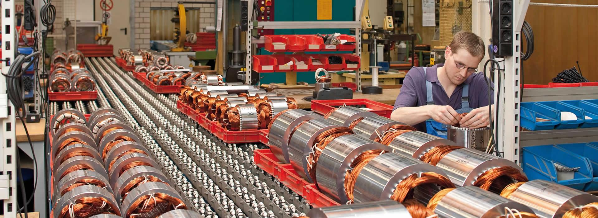 Producción y manufactura